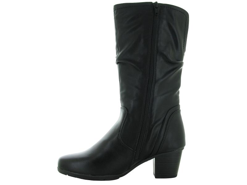 SOFT LINE by Jana Bottes Bottine Boots Bottes D/'hiver Noir 25361 nouveau
